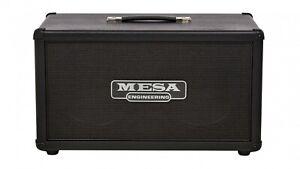 MESA BOOGIE Rectifier Cabinets 2X12 RECTO COMPACT CABINET + COPERTURA