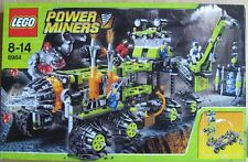 NEW Lego Power Miner 8964 Titanium Command Rig SEALED