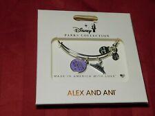 Disney Parks Alex & Ani Walt World Tomorrowland Space Mountain Bracelet Bangle