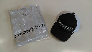 SALE!! ORION TRUCKS HAT AND LIGHT GREY XL T-SHIRT !! COMBO !!