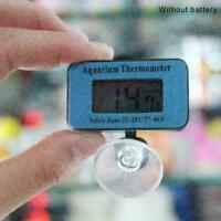 Blauer digitaler LCD-Aquarium-wasserdichter Temperatur-Thermometer-Messins N9U6
