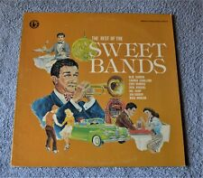 """The Best Of The Sweet Bands / Various Artists / 1980 Hindsight Records 12""""LP"""
