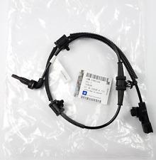 Genuine ABS Axle Speed Sensor Vauxhall Insignia 09-17 Models Both Side 23483145