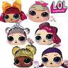 Doll Accessories L.O.L Surprise Squishy Fluky Plush Assortment 6 Squishy Designs