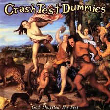 CRASH TEST DUMMIES God Shuffled Feet CD,1993, BRAND NEW
