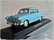 DIE CAST VOLGA M21 RUSSE LEGENDARY CARS  edicola 1/43 de agostini auto