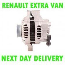 RENAULT EXTRA VAN SUPER 5 1.6 1.7 1985 1986 1987 1988  > 1998 ALTERNATOR
