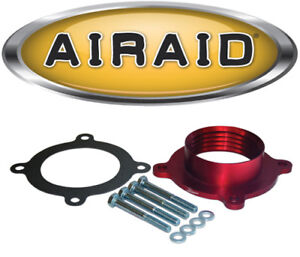 AIRAID 310-618 PowerAid Throttle Body Spacer 07-12 Dodge Ram, Dakota & Nitro, 07
