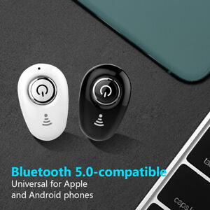 Bluetooth 5.0 Headset Wireless Earphone Mini Earbud Stereo In-Ear Headphones FD