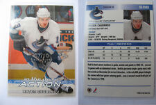 2003-04 ITG Action #596 Artem Chubarov 07/10 Vancouver Canucks RARE