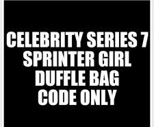 Celebrity Series 7 Sprinter Girl Duffle Bag CODE ONLY