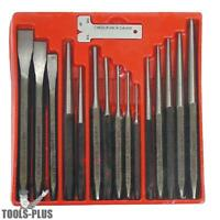 Astro Pneumatic 1600 16-Piece Punch and Chisel Set New