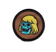 He Man Skull Masters Universe Super Hero Tactical Morale Patch