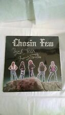 NIP Sealed and Signed by Kenny Santor Chosin Few 1988 LP Record