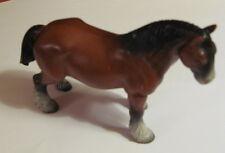 BULLYLAND Pferd braun Größe: 13 x 4 x 9 cm  Reiterhof Bauernhof handpainted MARE