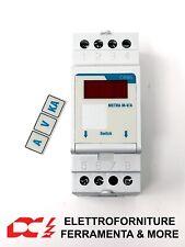 Orbis Metra M-v/a Din2mod Voltmetro/amperometro Ob520001