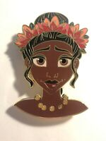 Disney Princess And The Frog Tiana Seasons Crown Fantasy Pin LE