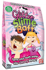 Pink Glitter Slime Baff (150g) NEW by Zimpli Kids