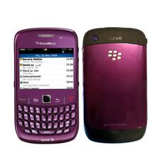 BRAND NEW GENUINE BLACKBERRY CURVE 8520 ORIGINAL BOX UNLOCKED ANY NETWORK PURPLE