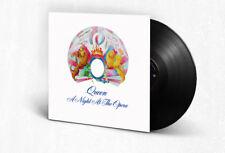 La Musica dei QUEEN The Vinyl Collection n° 2 A NIGHT AT THE OPERA De Agostini