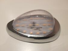 1 x Clear/Amber indicator/Parker light. Suits Argosy,Western star,Sterling led