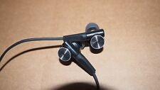 Used Sony MDR-XB50AP In-ear Headphones Earbuds Headset w/Mic Extra Bass BLACK