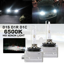 2pcs D1S D1C D1R 55W 6500K OEM HID Xenon Replacement Headlight Light Lamp Bulbs