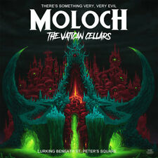 "Moloch ""The Vatican Cellars"" 2CD - Dark Ambient (NEU / NEW)"