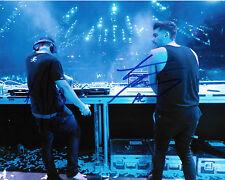 GFA Electro House Duo * ADVENTURE CLUB * Signed DJ 8x10 Photo AD2 COA