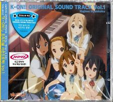 O.S.T / K-ON! Vol.1 (Hyakkoku Hajime) JPOP Audio CD  *Sealed*