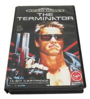 The Terminator Sega Mega Drive PAL *No Manual*