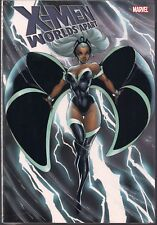 X-MEN WORLD'S APART MARVEL 2009 HARDCVR GN TPB STORM & BLACK PANTHER SEALED NEW