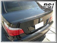 04-10 BMW E60 525i 528i 535i 550i 4Dr M5 Carbon Fiber Trunk Lip Spoiler