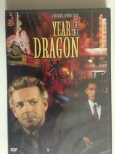 Year of the Dragon (DVD, 2005)(NEW) Mickey Rourke , OOP RARE