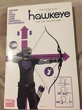 Hawkeye Fraction Aja Vol 1 Hardcover