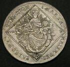 HUNGARY 30 Krajczer 1770K EVM D Silver Maria Theresia F/VF 159