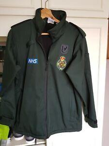 Obsolete Soft Shell Ambulance Jacket Paramedic NHS