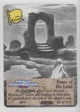 1994 Spellfire: Master the Magic - Ravenloft First Edition #28 Power of Land 2k3
