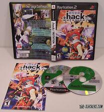 .hack//MUTATION (Part 2) (PlayStation 2) COMPLETE!!!