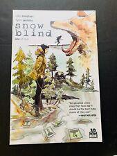 Snow Blind 1 ~ 1st Print ~ Key Boom Studios Comic ~InProduction ~🔥H@T🔥🎥 NM