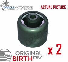 2 x BIRTH REAR AXLE BEAM MOUNTING BUSHES GENUINE OE QUALITY - 51380