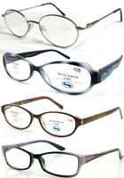 Mens Womens Vintage Fancy Pattern Arms Designed Reading Glasses Metal Or Plastic