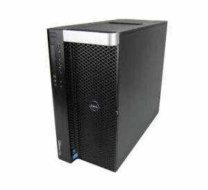 Dell Precision T7610 Xeon E5-2609 2.50GHz 16GB  2tb sas hard drive