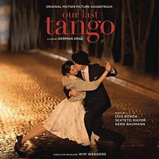 Our Last Tango O.S.T. Original Soundtrack CD SONY CLASSICAL