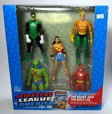 DC diretto AQUAMAN Maquette dalla JUSTICE LEAGUE serie animate Nuovo di zecca con scatola