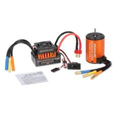 GoolRC 3650 3500KV Motor with 60A ESC Combo Set for 1/10 RC Car Truck N0X8