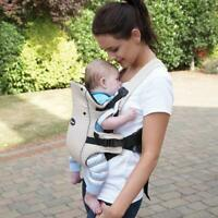Clippsafe Carramio Baby Carrier - Oatmeal