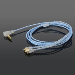 OFC hand made Audio Cable For FiiO F5 F9 F9SE F9Pro FH1 FH5 FA7 FA1 FH7 headphon