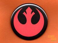 """One 2.25/"""" round Star Wars fridge//locker magnet retro poster look"""