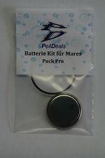 Batterie - Kit Set für Tauchcomputer Mares PUCK Pro